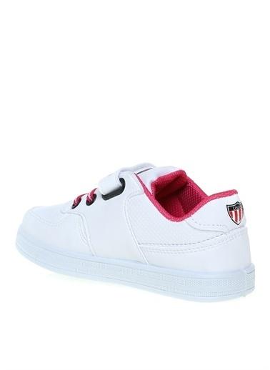 U.S. Polo Assn. U.S. Polo Assn. Yürüyüş Ayakkabısı Beyaz